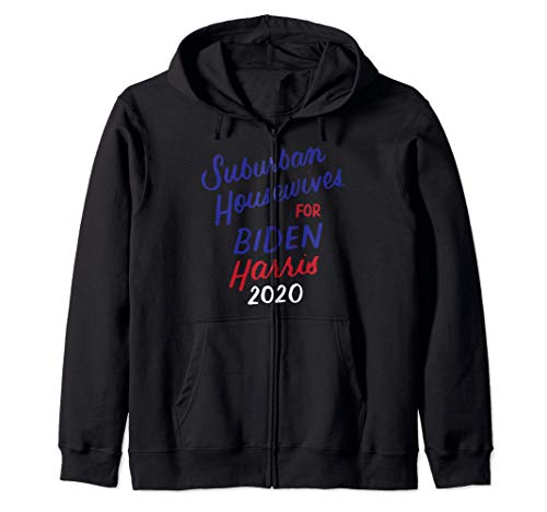 Las Amas De Casa Suburbanas Para Biden Harris 2020 Demócrata Sudadera con Capucha