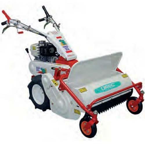 Orec HR662GX270 Motorsense met flealen op wielen, motor Honda GX270 – 6,0 kW – werkbreedte 65 cm – 38 pijlen – mechanische overdracht door riem – versnellingen: 3 voor + 1 achter.