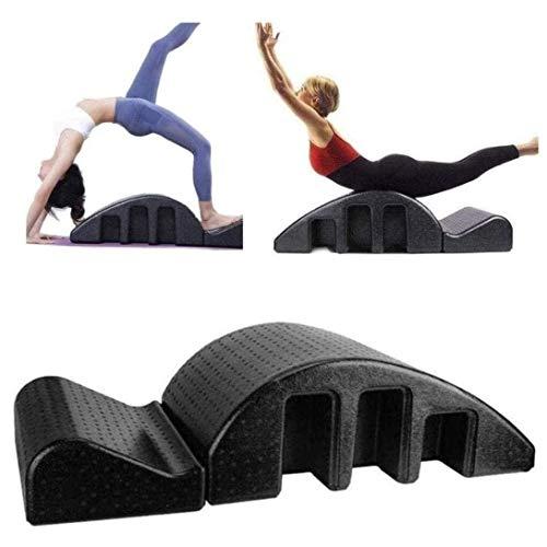 LIUYULONG Wirbelsäulenunterstützer für Yoga, Wirbelsäule, Pilates, Bogenmassage, Pilates, multifunktionale Wirbelsäulenorthese zur Verbesserung der Haltung, Ausdauer, Pilates