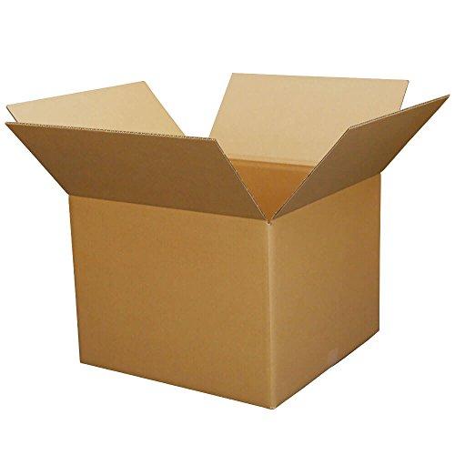 ボックスバンク【法人 学校 個人事業主 限定販売】ダンボール 引っ越し 段ボール箱 140サイズ 30枚セット(49×49×高さ32cm)FD32-0030 強化材質