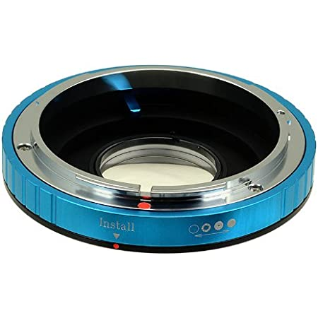 Fotodiox Pro Lens Mount Adapter Compatible With Canon Kamera