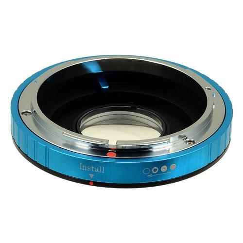 Fotodiox Lens Mount Adapter - Canon FD, New FD, FL Lens to Nikon Camera, for Nikon D1, D1H, D1X, D2H, D2X, D2Hs, D2Xs, D3, D3X, D3s, D4, D100, D200, D300, D300S, D700, D800, D800E, D40, D50, D60, D70, D70S, D80, D40X, D90, D3000, D3100, D3200, D5000, D5100, D7000, Fuji S1, S2, S3, S5