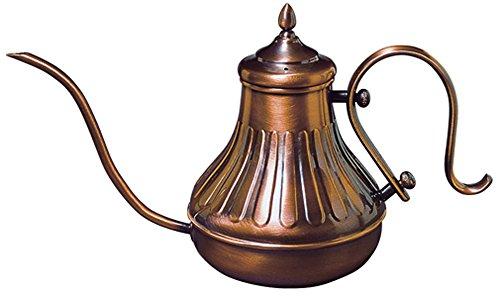 カリタ Kalita コーヒーポット ドリップ式専用 銅 900ml #52017