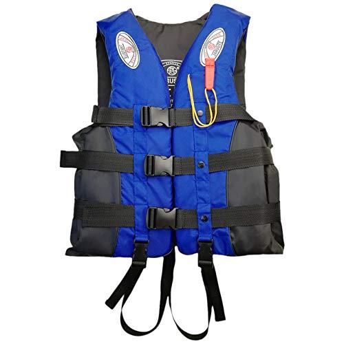 Professionelle Rettungsweste, Schnorchelausrüstung, Schwimmweste, Anzug für Angler, professionelle Qualität, große Größen