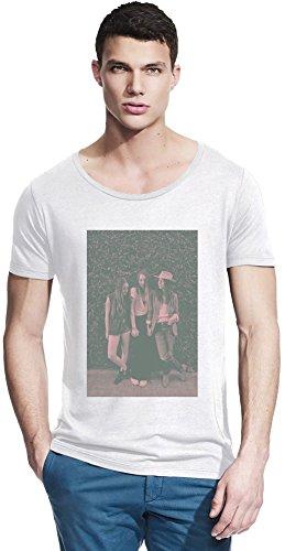 Haim Vintage Bamboo Wide Neck T-shirt X-Large