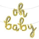 Envizins 16' Gold OH Baby Script Foil...