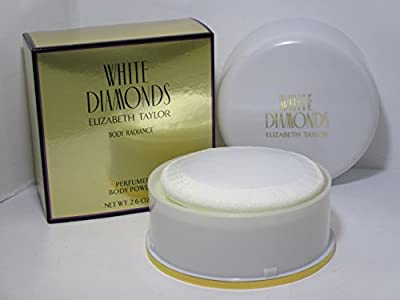 WHITE DIAMONDS by Elizabeth