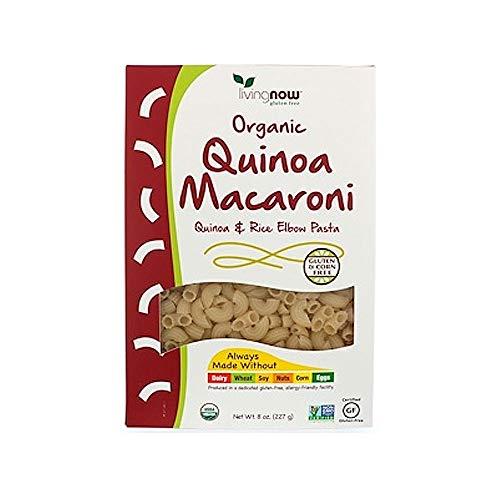 Now Foods Quinoa Macaroni Pasta, 8 Ounce
