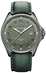 Combat 6 Vintage Mens Analog Automatic Watch with Leather Bracelet GL0298