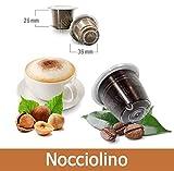 50 Capsulas Sabor Avellana Compatibles Nespresso - Café Kickkick