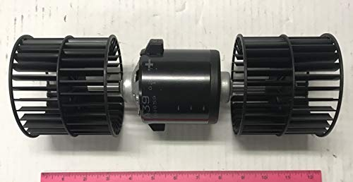 New NOS Spal Blower Motor w/Squirrel Cage, no...
