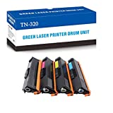 YCYZ Model TN-320 Compatible Color Toner Cartridge...