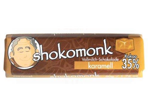 shokomonk Vollmilch Karamell