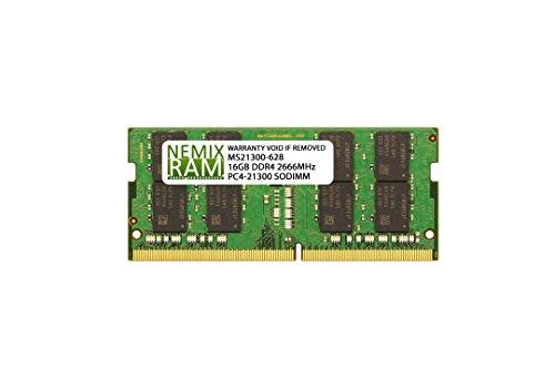 Samsung Laptop 16GB DDR4 2666MHz (PC4-21300) CL19 SODIMM Speicher