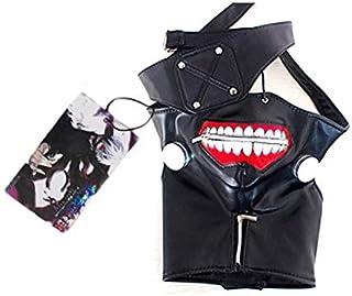 Creative personality Tokyo Ghoul zipper mask