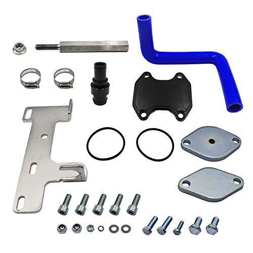 KMT Valve Kit Coolant Filtration System Kit Compatible With 2010-2014 Dodge Ram 2500 3500 6.7L Cummins Diesel