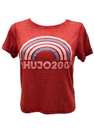 khujo T-Shirt YESHI Rainbow rot in M