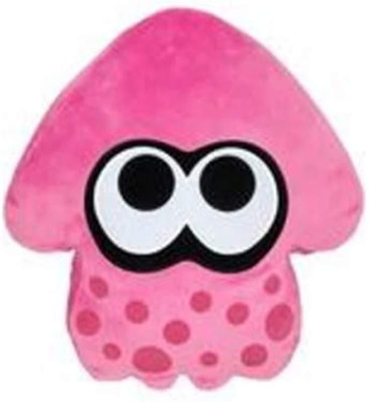 Little Buddy USA 1458 Splatoon Pink Squid Pillow Plush 14