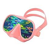 Snorkel Diving mask, Anti-Fog...