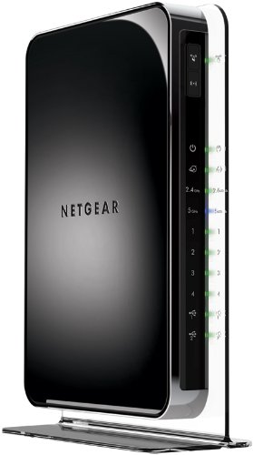 NETGEAR N900 Wireless Dualband Gigabit Router