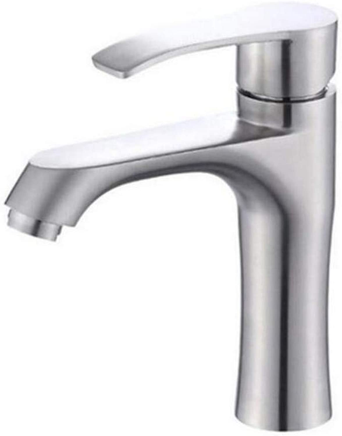 Basin Taps Swivel Spout Faucet Modern Double Basin Sink Hot and Cold Water Faucet Olecranon Basin Hot and Cold Faucet