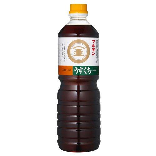 Japanische Sojasauce Marukin Shoyu 1000ml