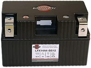 shorai lfx14a4 bs12 lithium battery