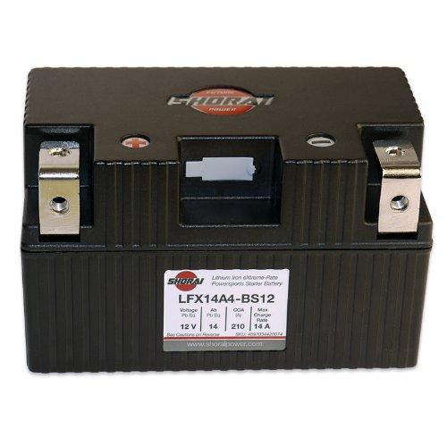 Shorai LFX14A4-BS12 Lithium Battery