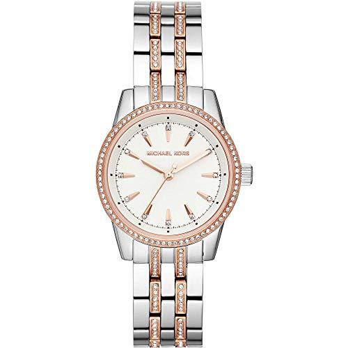 Michael Kors Ritz - Reloj solo hora para mujer, moderno, cód. MK4386