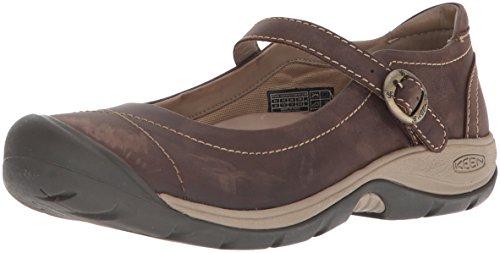 KEEN Women's Presidio II MJ-W Hiking Shoe, Infield/Cornstalk, 8.5 M US