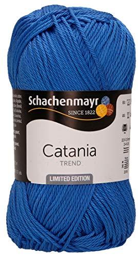 Schachenmayr Handstrickgarn, Fashion Blau, 11,5 x 5,2 x 6 cm, 5
