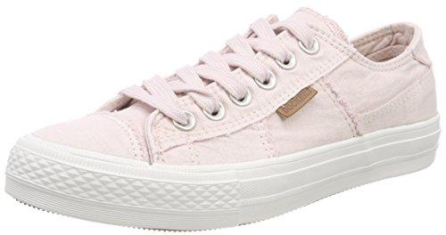 Dockers by Gerli Damen 40TH201-790765 Sneaker, Pink (Rosa/Weiss 765), 38 EU