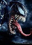 Import Posters Venom – Tom Hardy – U.S Textless Movie
