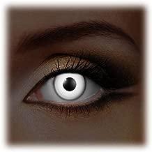 Halloween Party Cosplay Prop Decoration Vampire Eyes Original Gothica White UV