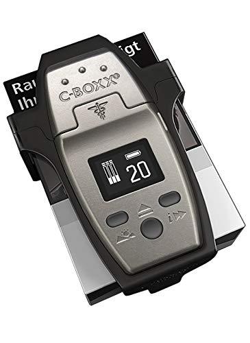 Rauchentwöhnung mit der C-BOXX. Nichtraucher werden oder einfach weniger rauchen.