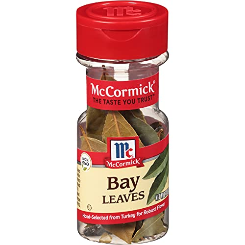 McCormick Bay Leaves, 0.12 oz