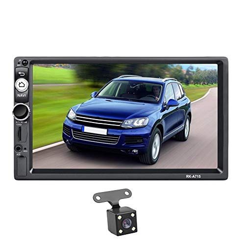 Buy Discount yanrifeng 7 Inch Car FM Radio MP5 Player, Touch Screen Car Audio System Autoradio with ...