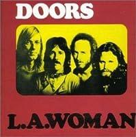 L.a. Woman by Doors