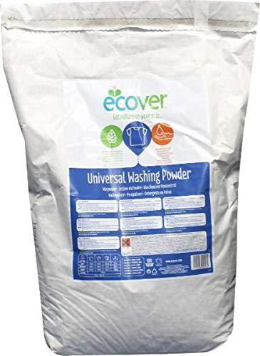 Ecover Universal Waschpulver Konzentrat Lavendel (7,5 kg / 100 Waschladungen), Vollwaschmittel mit pflanzenbasierten Inhaltsstoffen, Waschmittel Pulver für saubere Wäsche ab 30°C