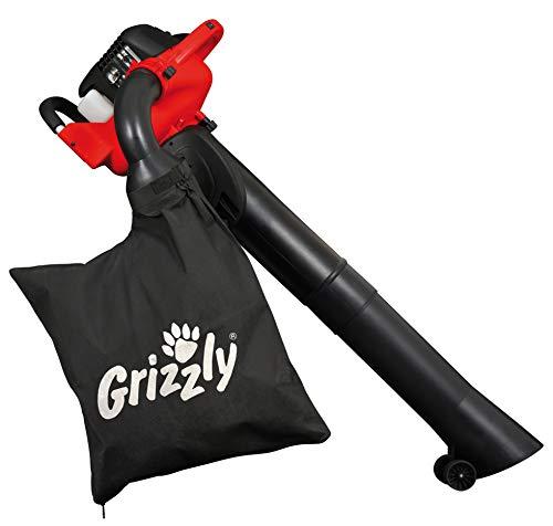 Grizzly Tools Benzin-Laubsauger - Saugen...