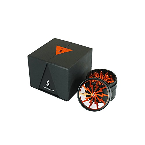 Grinder THORINDER Mini (Orange) - Designed by After Grow