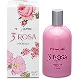 L'Erbolario - 3 Roas - Perfume Spray for Women - Floral, Spicy Scent - Romantic, Feminine Fragrance - Dermatologically Tested - Cruelty Free, 3 oz