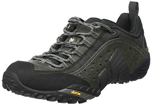 Merrell J559595, Zapatos de Trekking para Hombre, Grey, 45 EU