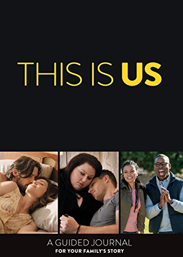 This Is Us: A Guided Journal for Your Family's Story