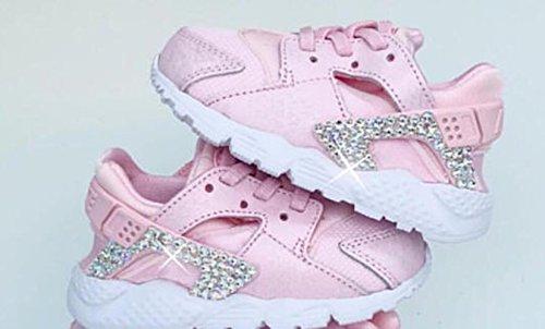 Nike Huarache RUn SE Prism Pink, Baby