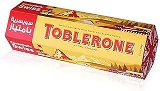 Toblerone BDL Milk Chocolate, 50g - Pack of 6