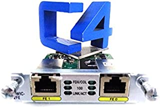 Cisco NEW Hwic-2fe 2-port High Speed Wan Card