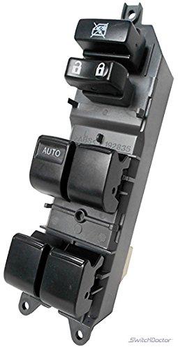 SWITCHDOCTOR Window Master Switch for 2006-2012 Toyota Rav4