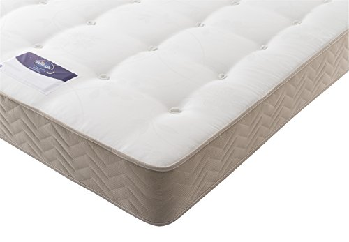 Silentnight Miracoil Ortho Mattress, Single