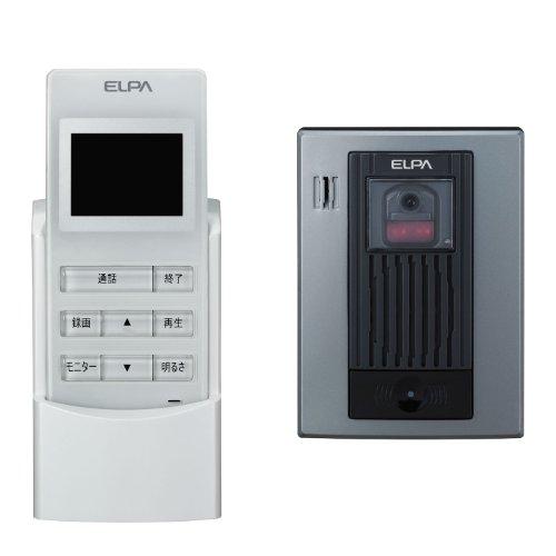 ELPA ワイヤレステレビドアホン WDP-100